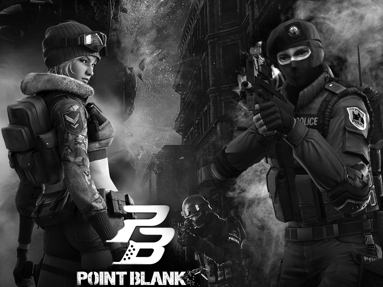 Wallpaper Point Blank Gemscool Indonesia Online