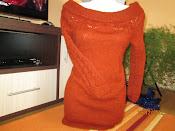 Rochie tricotata marimea S-M