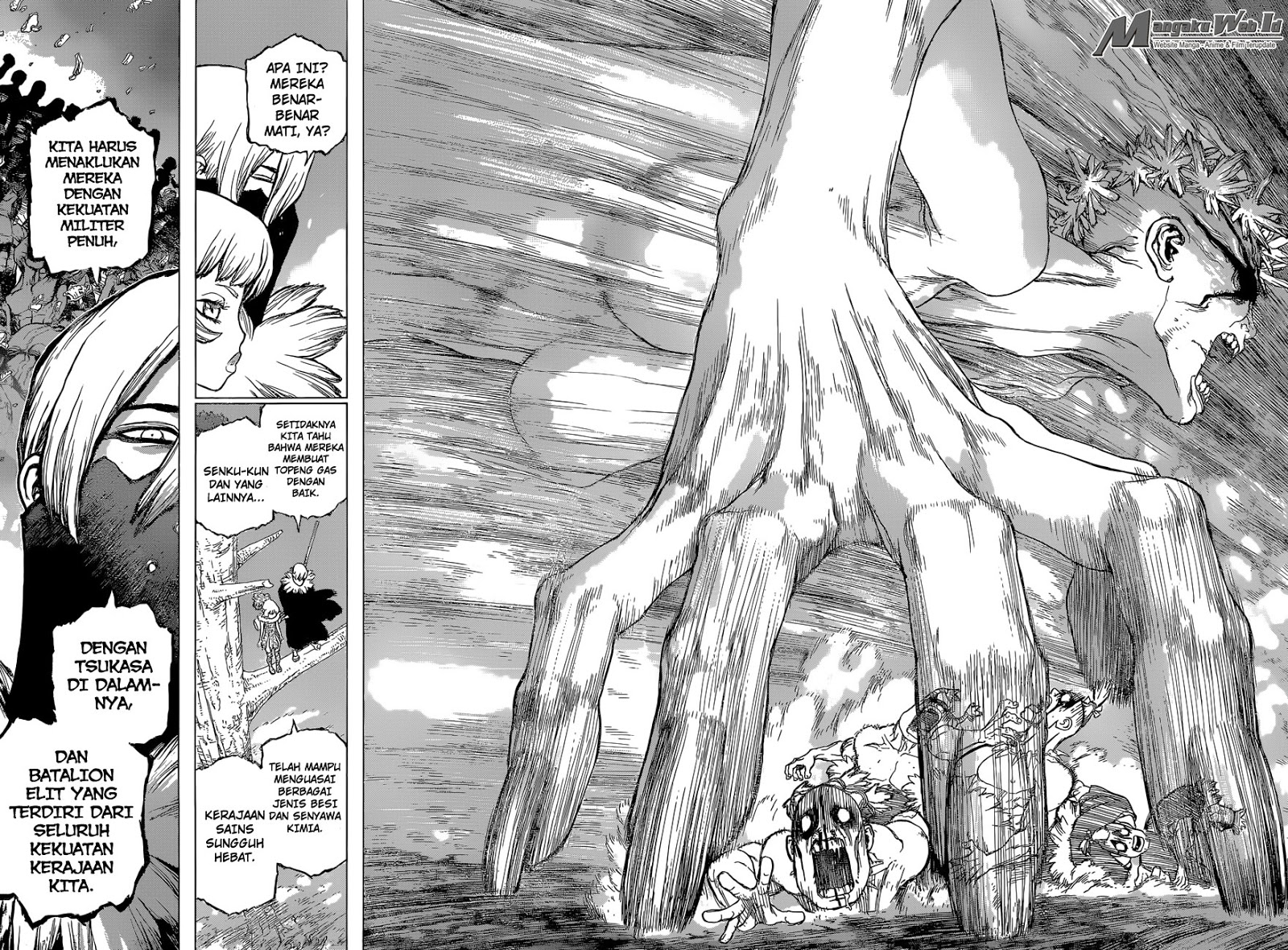 Dr. Stone Chapter 49-15