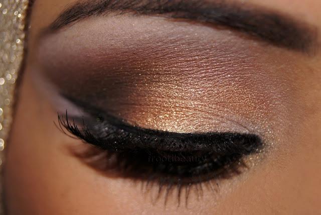Арабский макияж глаз как сделать