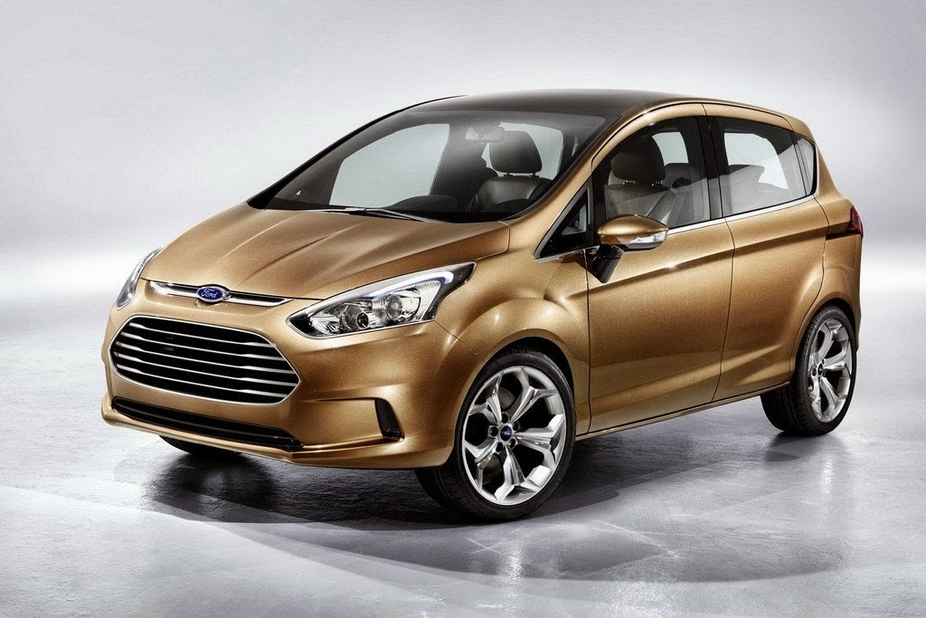 Ford attracted by MPV Car Cheap