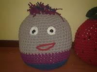 puf crochet