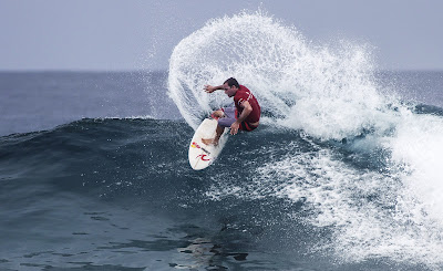 Tom Curren out of Maldives surfing champions trophy