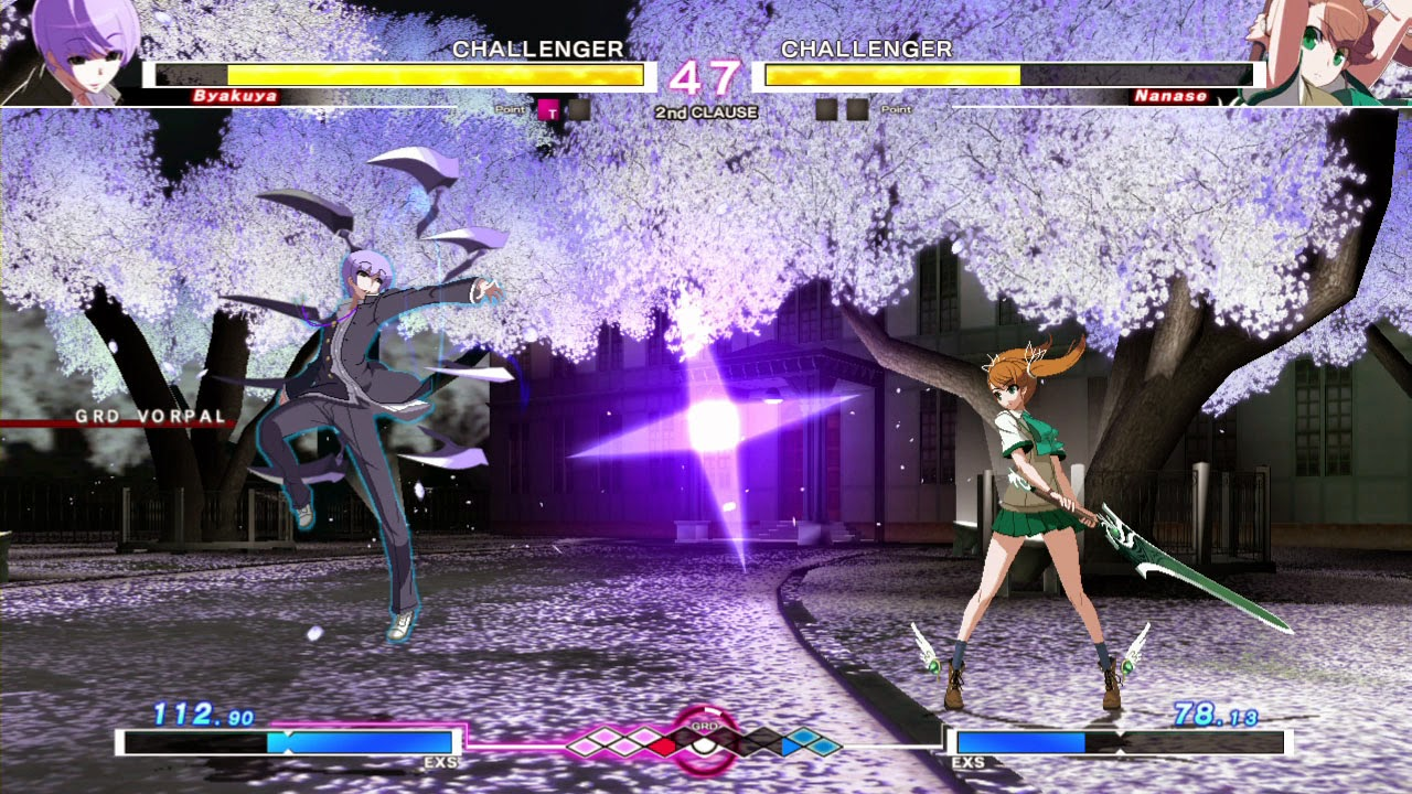 Under Night In-Birth Exe:Late PlayStation 3