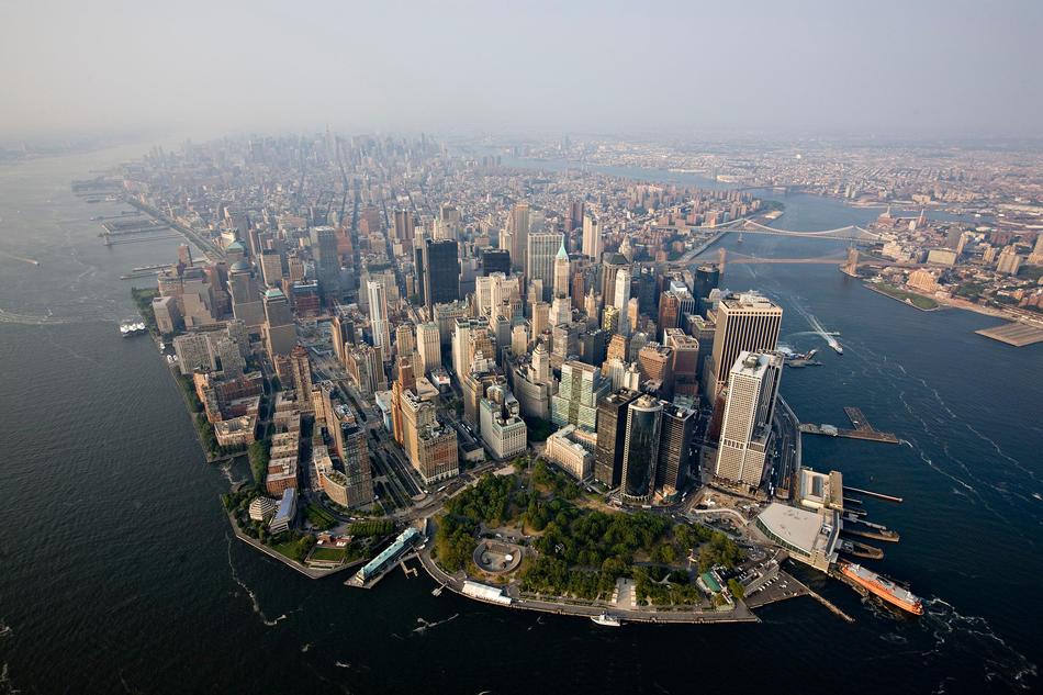 En 2012 la ville de new york a battu tous ces records de