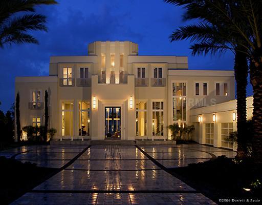 Casas fachadas manciones for Fachadas de casas en miami florida