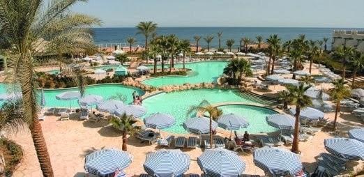 Hilton Sharm Cascades Resort de 5 estrellas