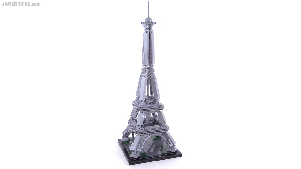 eiffel tower lego architecture | special offers