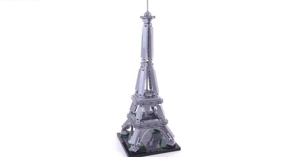 Lego Architecture Eiffel Tower 2018 Images Pictures Lego The