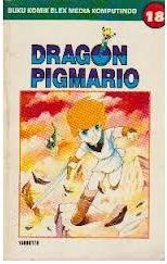 Dragon Pigmario Bekas