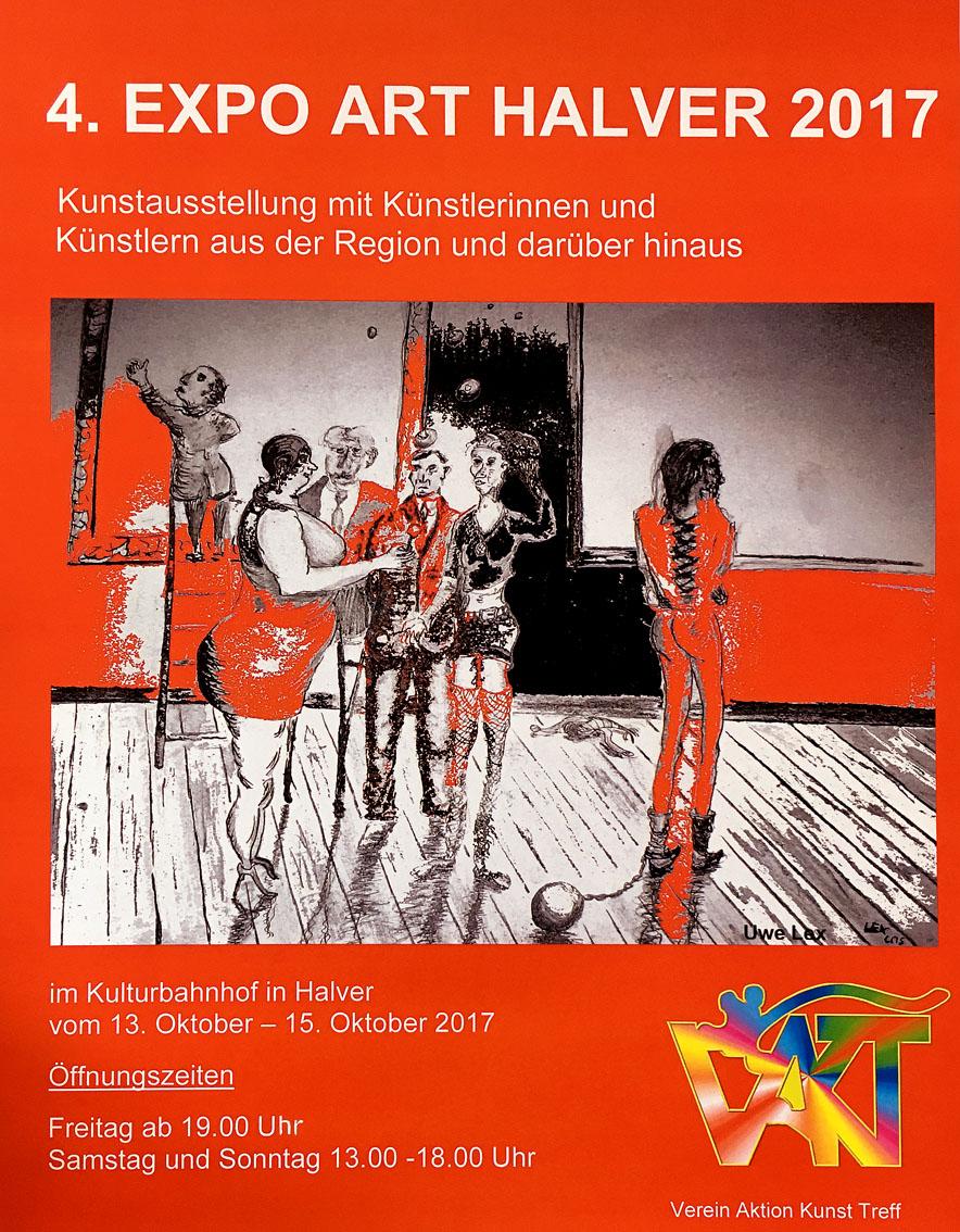 EXPO ART 2017 HALVER
