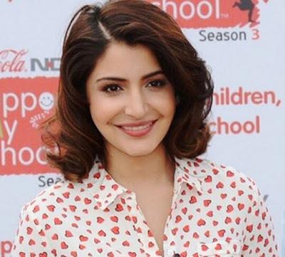 Anushka Sharma Artis Bollywood Tercantik dan Terpanas