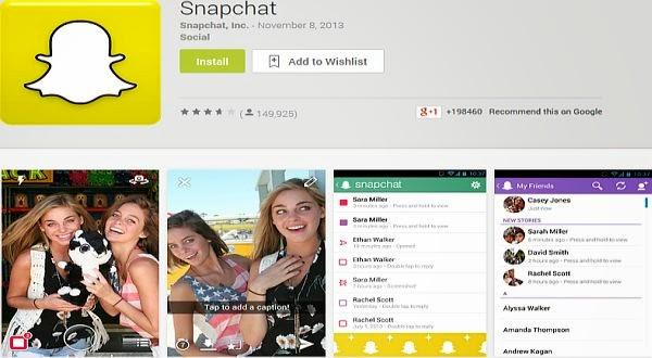 Mengapa Snapchat Enggan Terima Facebook, Ini Alasannya
