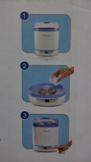 Cara Pemakaian Sterilizer