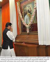 छ.शिवाजी महाराजांना अभिवादन, दि. 11-11-2010