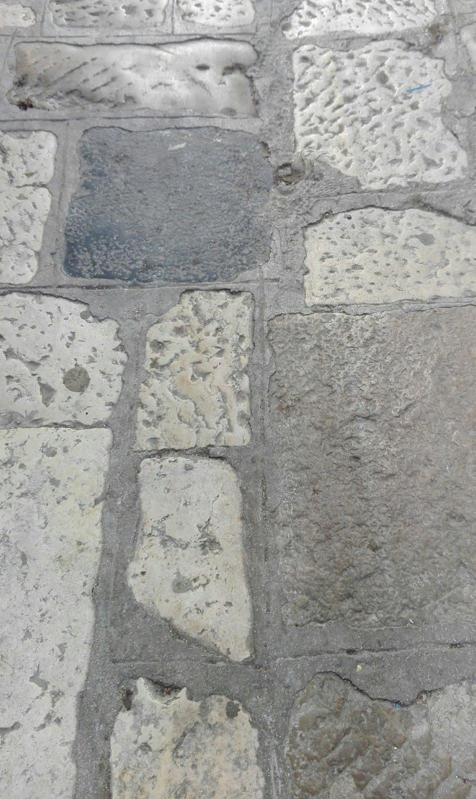 il canto delle pietre