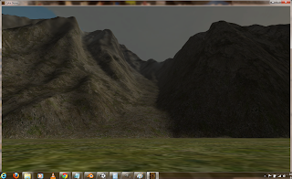 Screenshot 05 of the Cyka development demo (Cyka demo 01a)