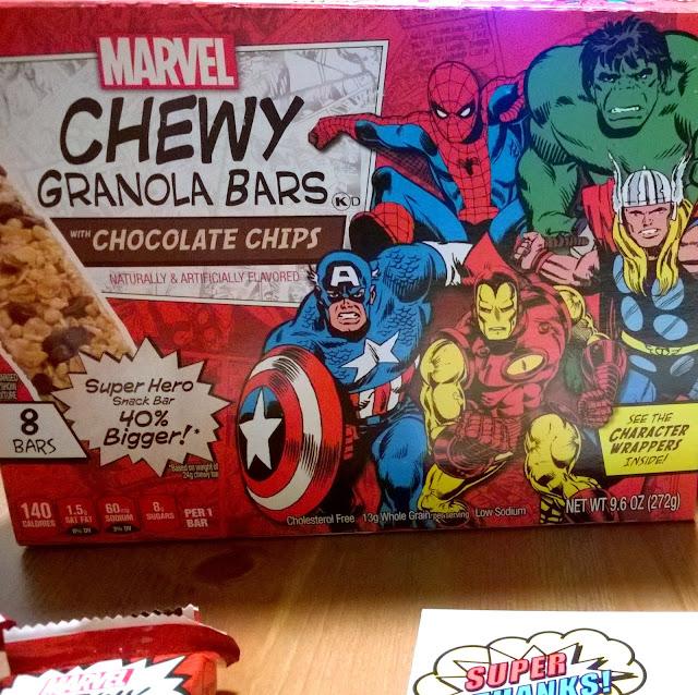 Diy superhero teachers treats and favors