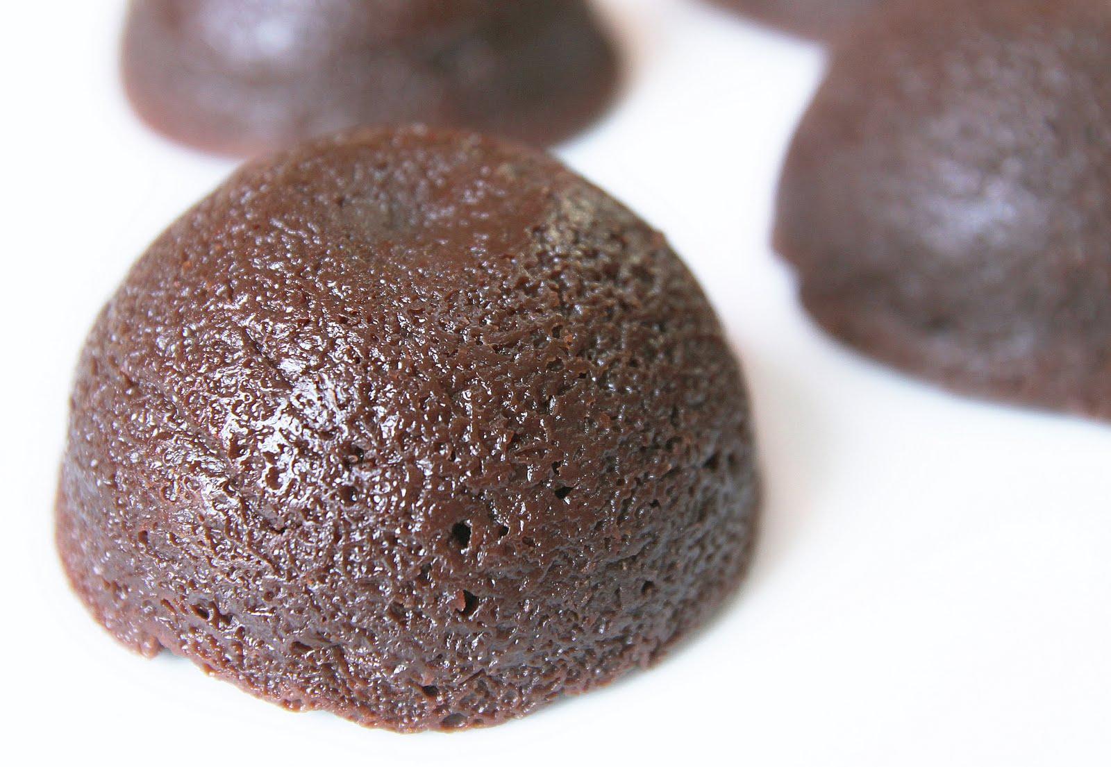 La cuisine de bernard d me au chocolat - La cuisine de bernard fondant ...
