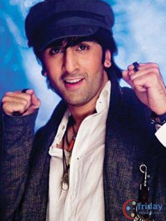 HD wallpapers ranbir kapoor new hairstyle 2013