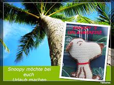 Snoopys`s Urlaubsreise