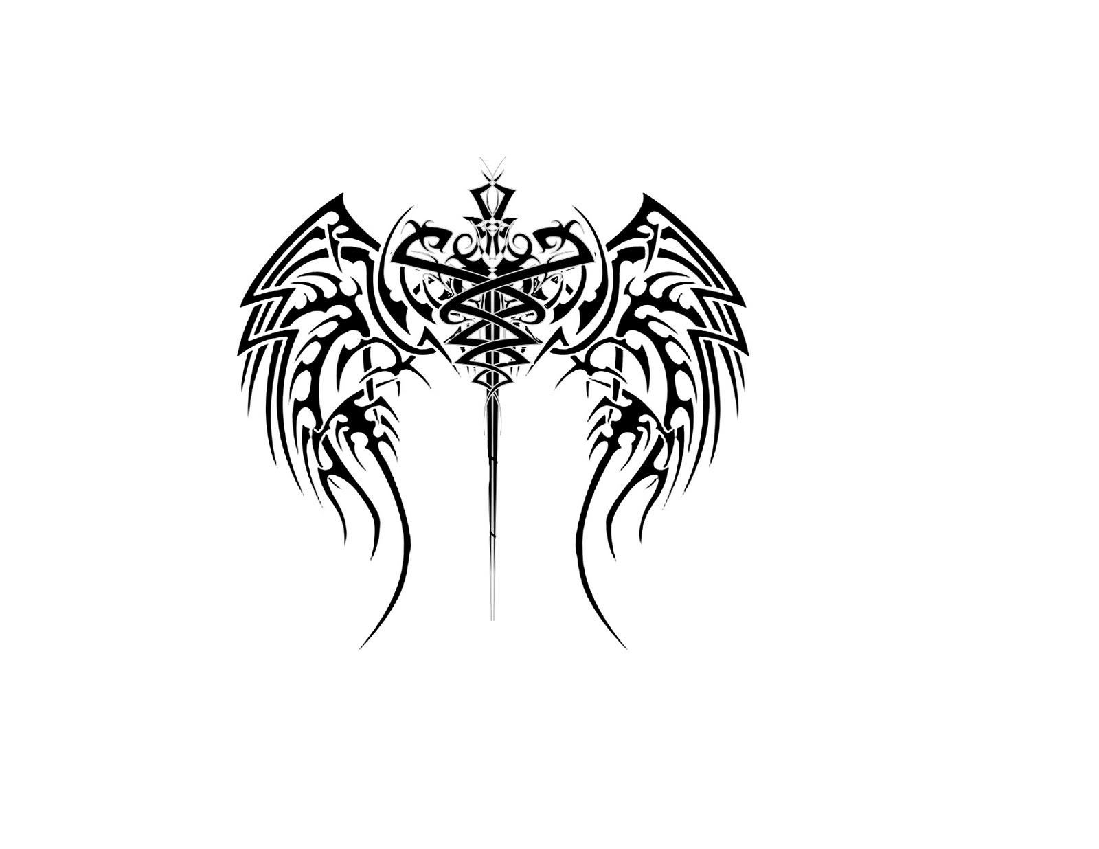 how to draw skyrim logo