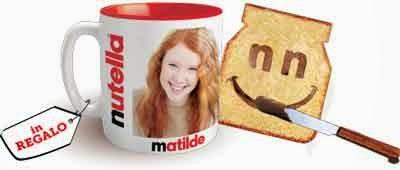 tazza Nutella