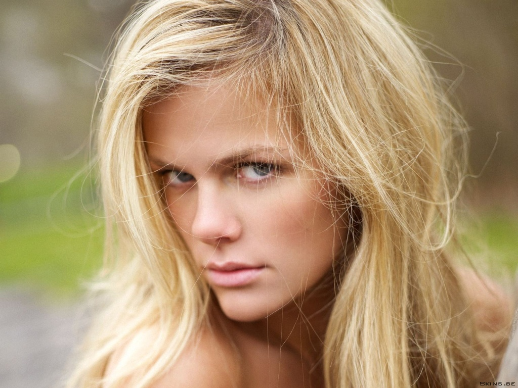 All Wallpapers: Brookl... Brooklyn Decker
