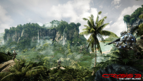 crysis 3 the lost island dlc screen 1 Crysis 3 (Multi Platform)   The Lost Island Multiplayer DLC Pack   Screenshots & Press Release