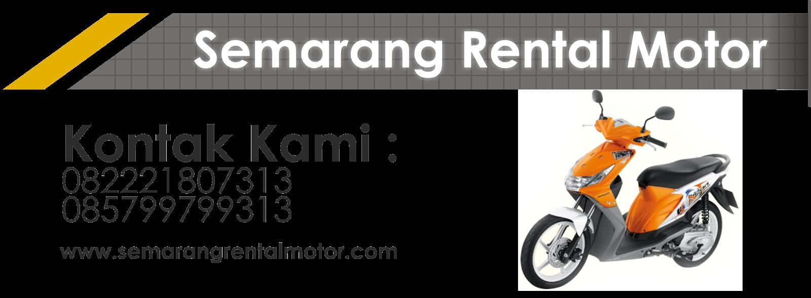 Sewa Motor Semarang