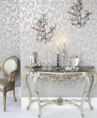 Lush fab glam blogazine home decor go glam with modern for Home decor and furniture