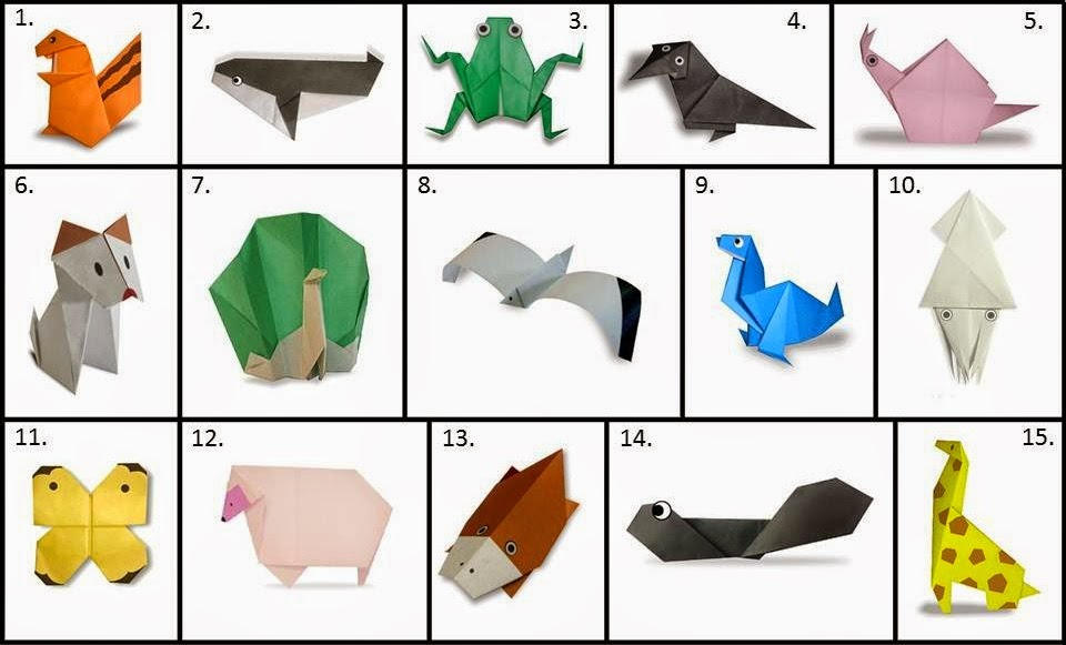 Make easy origami animals origami flower easy make easy origami animals mightylinksfo