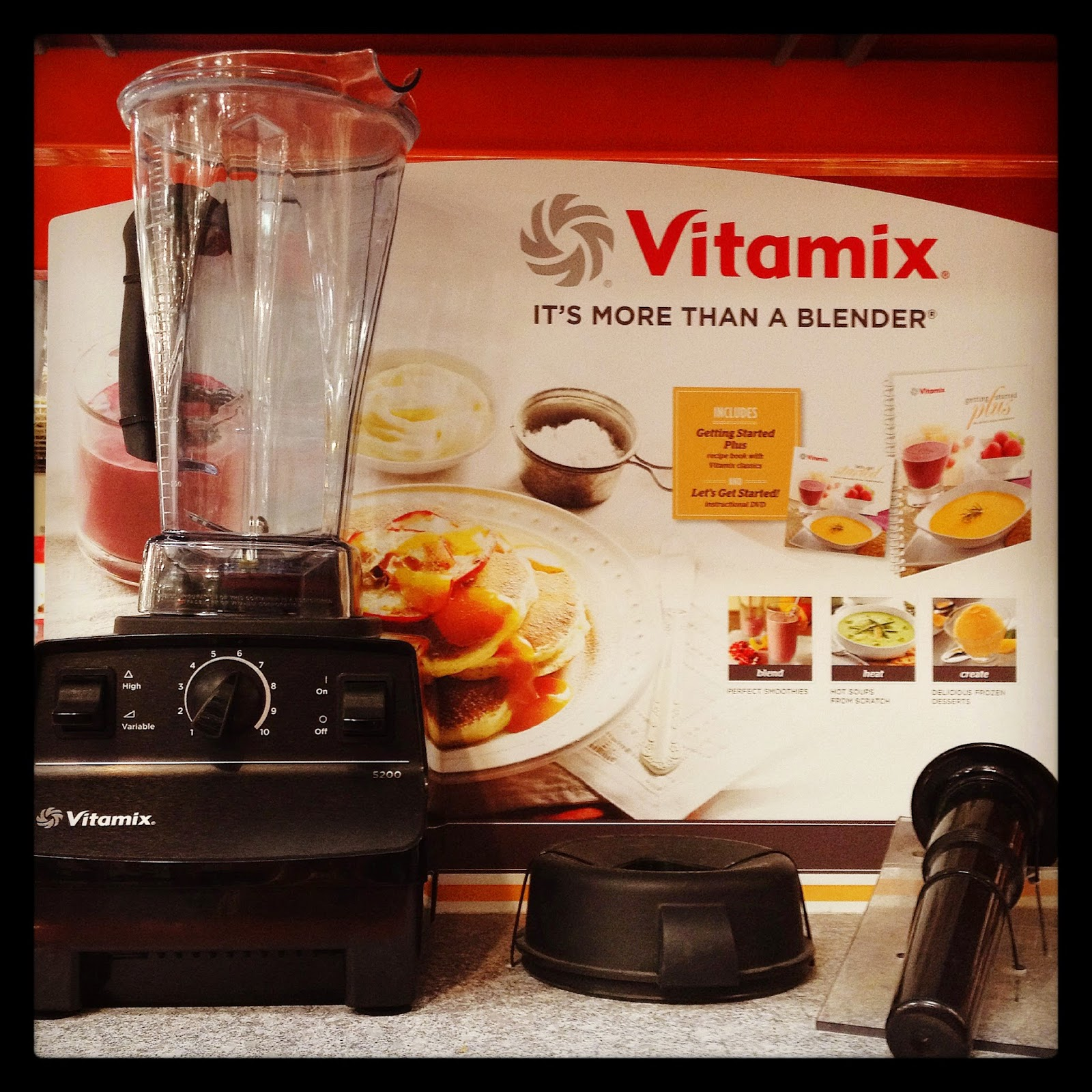 Vitamix Blender Vegetarian Vegan Costco