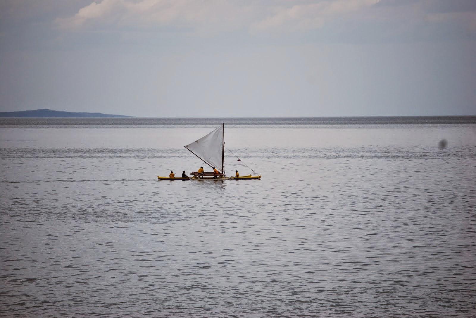Sailing Kai Lana Kaleo