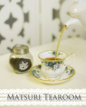 Matsuri Tearoom facebook fanpage