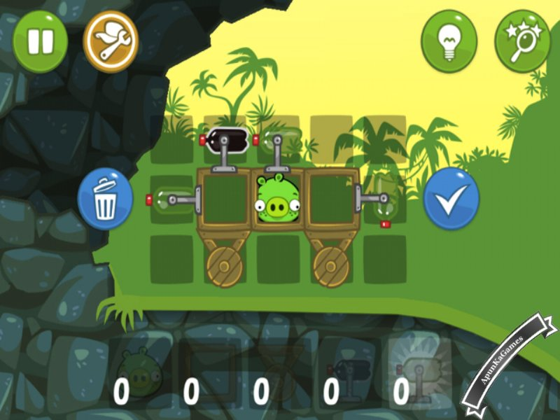 Bad Piggies Screenshots