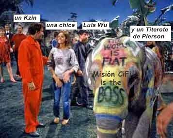 Luis Wu, Teela, Nessus y el Kzin