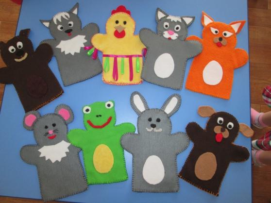 Картинки кукольный театр в детском саду своими руками 71