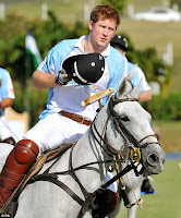 polo playing ponce prince harry