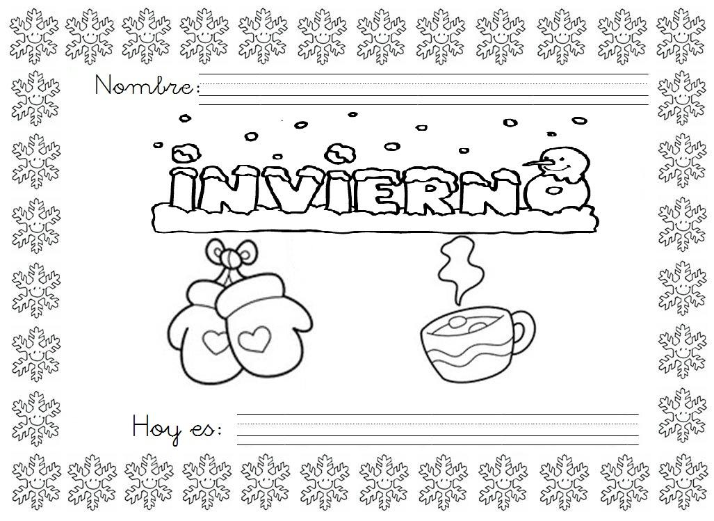 Mi mundo infantil libro del invierno - Proyecto el invierno ...