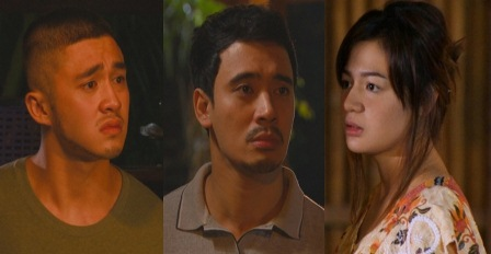 Erik Santos, Charee Pineda and Arron Villaflor Topbill MMK this January 5