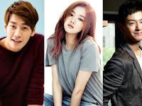 Kim Young-kwang, Im Joo-hwan, Lee Sung-kyung Bermain Film Thriller-Hukum Broker