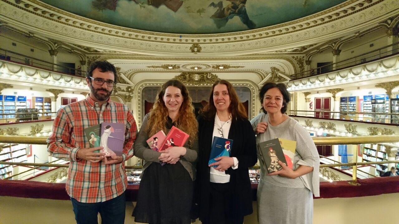 Homenaje a Jane Austen 2017