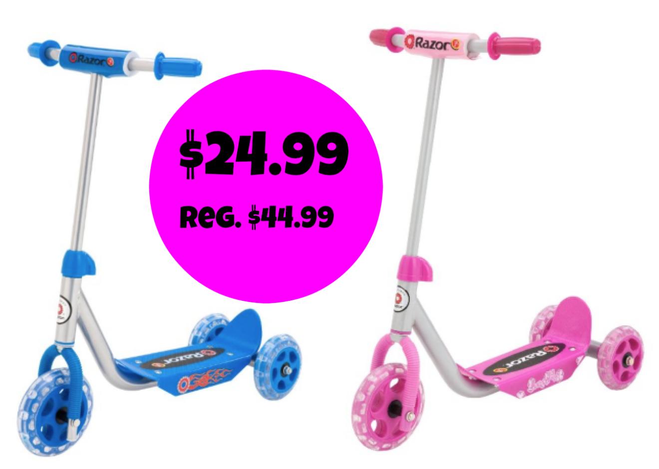 http://www.thebinderladies.com/2014/10/amazon-razor-jr-kiddie-kick-scooters.html#.VExF777dtbw