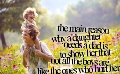 Fathers-Day-Quotes-From-Daughter-a-very-first-love