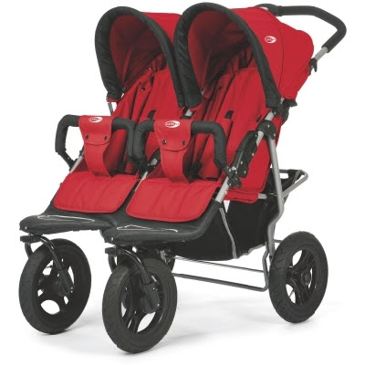 Carros gemelares Carena Double Swing http://criandomultiples.blogspot.com