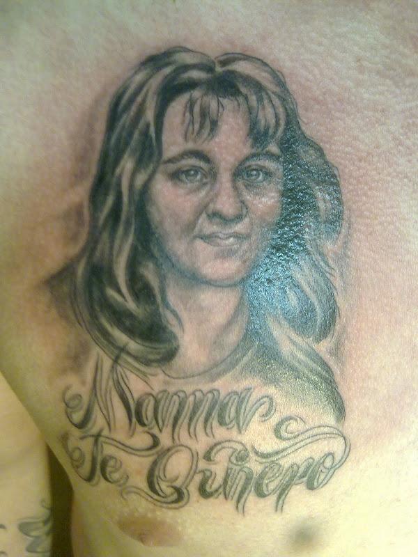 Tattoo retrato title=