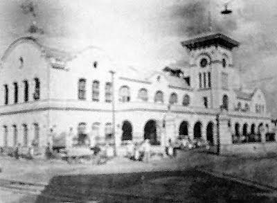 Estación de ferrocarriles de Yucatán
