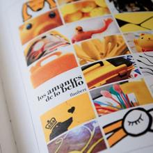 Amarillo en el libro Historia del Diseño Gráfico en México