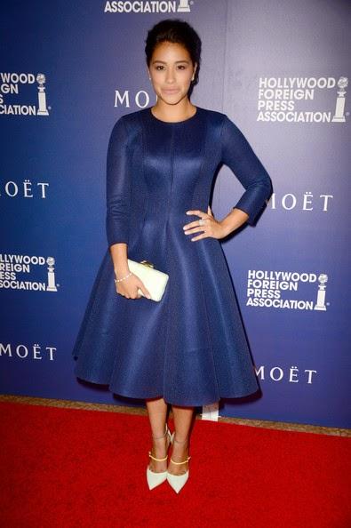 Gina Rodriguez wore TACORI